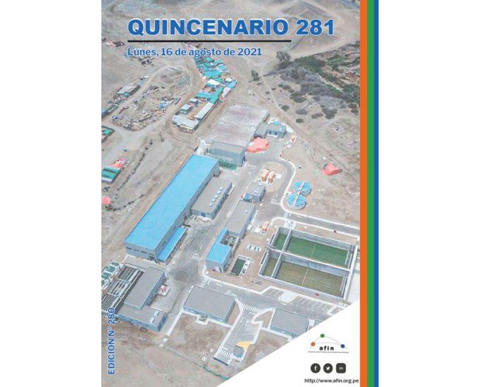 Quincenario 281