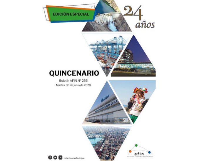 Quincenario 255