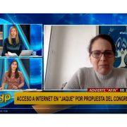 Entrevista a Leonie Roca, presidenta de AFIN   Panamericana TV